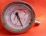 YN不锈钢耐震压力表