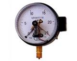 天津磁助电接点压力表